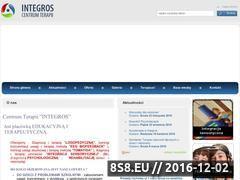 Miniaturka domeny integros.com.pl