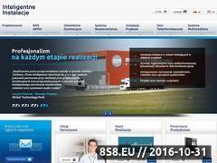Miniaturka domeny www.inteligentne-instalacje.pl