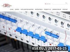 Miniaturka domeny inteligentnebudownictwo.com.pl
