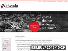 Miniaturka domeny intendo.com.pl
