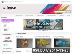 Miniaturka domeny www.intense.com.pl