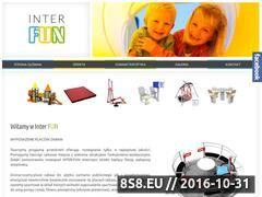 Miniaturka domeny inter-play.com.pl