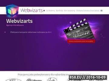 Zrzut strony Interaktywna agencja