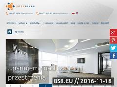 Miniaturka domeny www.interbiuro.pl