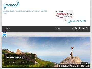 Zrzut strony Usługi SEO i marketing w internecie