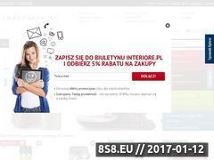 Miniaturka domeny www.interiore.pl