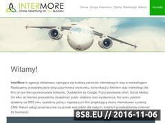 Miniaturka domeny intermore.pl