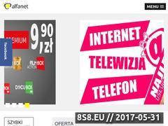 Miniaturka domeny internet.alfanet24.pl