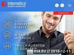 Miniaturka domeny www.internetica.pl
