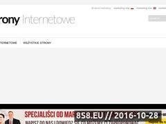 Miniaturka domeny internetowe-strony.net