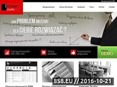 Miniaturka domeny internetstudio.pl