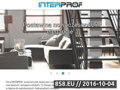 Miniaturka domeny www.interprof.pl