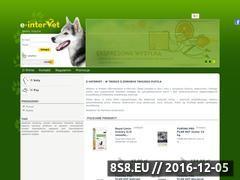 Miniaturka domeny www.intervet24.pl