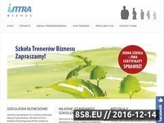 Miniaturka domeny www.intra-biznes.pl