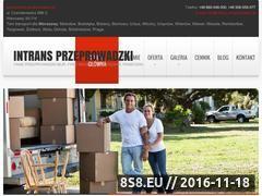Miniaturka domeny intrans-przeprowadzki.pl