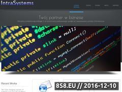 Miniaturka domeny intrasystems.pl