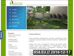 Miniaturka domeny www.introflor.pl