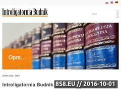 Miniaturka domeny introligatorniabudnik.com