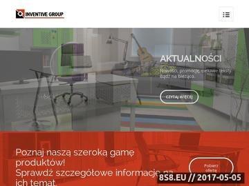 Zrzut strony Meble biurowe Warszawa