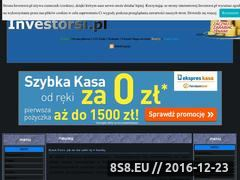 Miniaturka domeny investorsi.pl