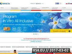 Miniaturka domeny www.invicta.pl