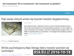 Miniaturka domeny inwestujtu.pl