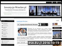 Miniaturka domeny inwestycje-wroclaw.pl