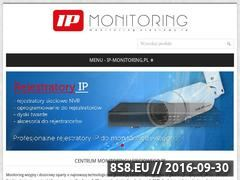 Miniaturka domeny ip-monitoring.pl