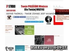 Miniaturka domeny www.ip-studio.pl