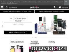 Miniaturka domeny www.iperfumy.pl