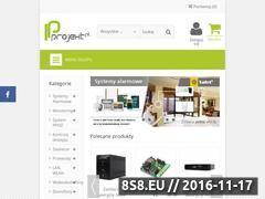 Miniaturka domeny www.ipprojekt.pl