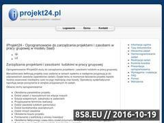 Miniaturka domeny www.iprojekt24.pl