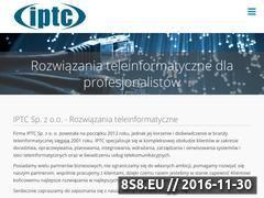 Miniaturka domeny iptc.pl