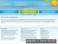 Miniaturka domeny www.iqinteligencja.pl