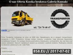 Miniaturka domeny irek-trans.pl