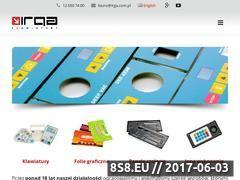 Miniaturka domeny www.irga.com.pl