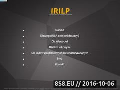 Miniaturka domeny irilp.pl