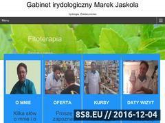 Miniaturka domeny www.irydodiagnoza.pl
