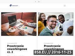 Miniaturka domeny www.isalska.pl