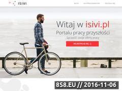 Miniaturka domeny isivi.pl