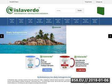 Zrzut strony Islaverde - Blokery cukru