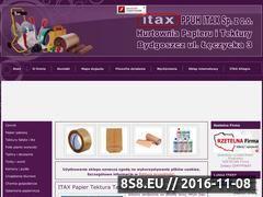 Miniaturka domeny itax.net.pl