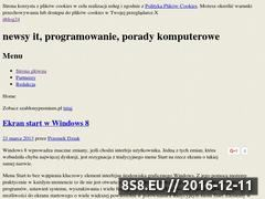 Miniaturka domeny itblog24.pl