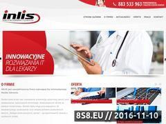 Miniaturka domeny www.itdlamedycyny.pl