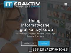 Miniaturka domeny www.iteraktiv.pl