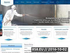 Miniaturka domeny www.iterm.eu