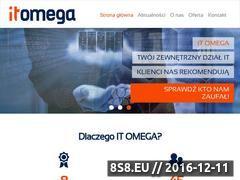 Miniaturka domeny www.itomega.pl