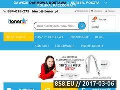 Miniaturka domeny itonery.com.pl