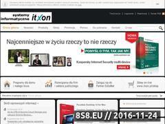 Miniaturka domeny www.itxon.pl