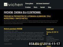 Miniaturka domeny ivichem.pl